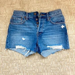 We The Free Jean shorts